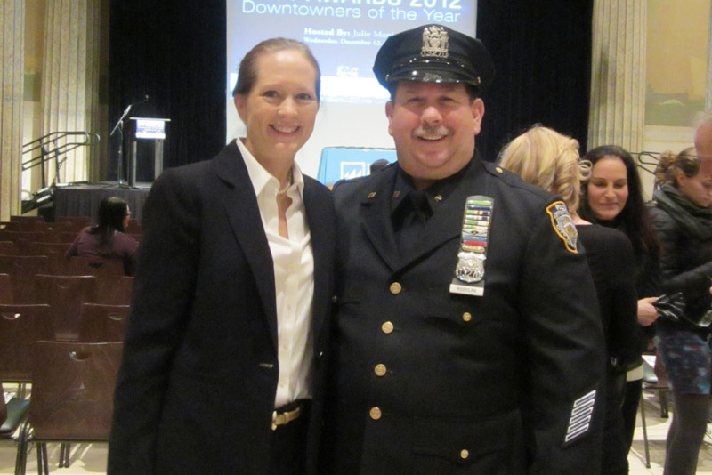po-rudolph-and-community-board-chair-catherine-hughes